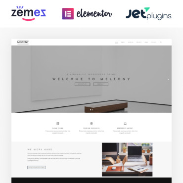 Website Template № 71806