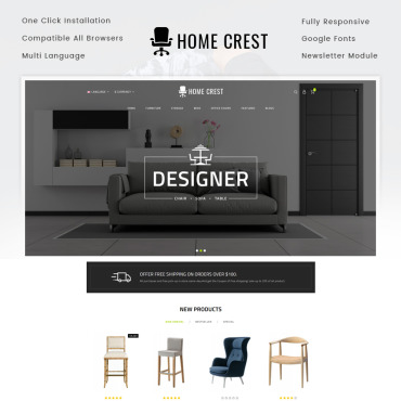 Template OpenCart #71978
