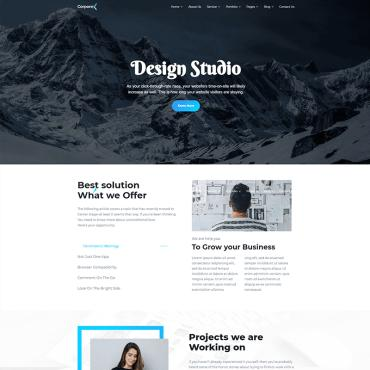 Website Template № 71985