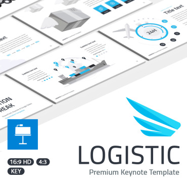Template Transport Keynote Templates #71989