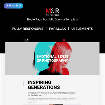Website Template № 71999