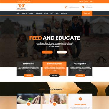 Website Template № 72006