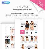 Šablona pro Shopify #72013