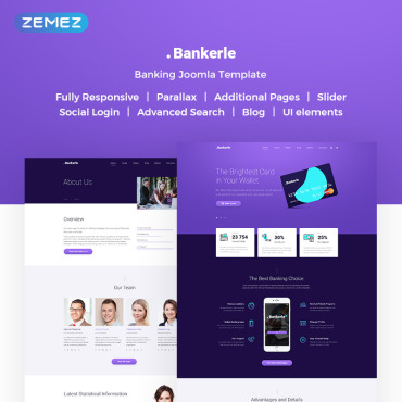 Website Template № 72022