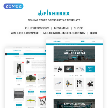 Template Turism OpenCart #72059