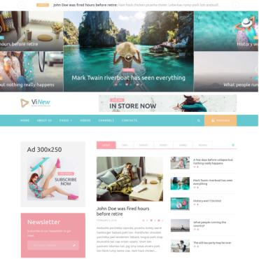 Website Template № 73416