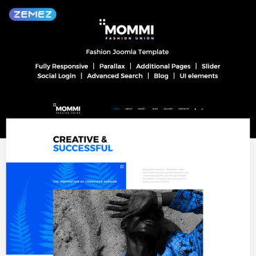 Website Template № 73428