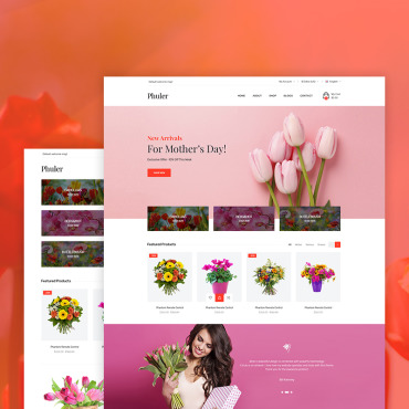 Website Template № 73472