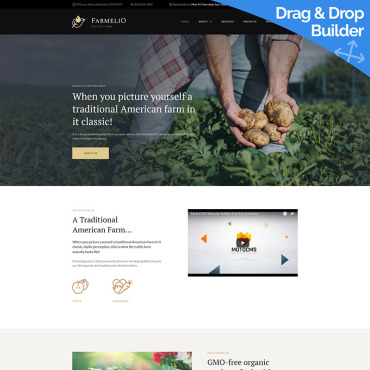 Website Template № 73513