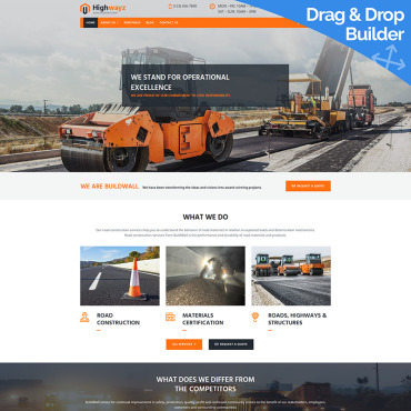Website Template № 73601
