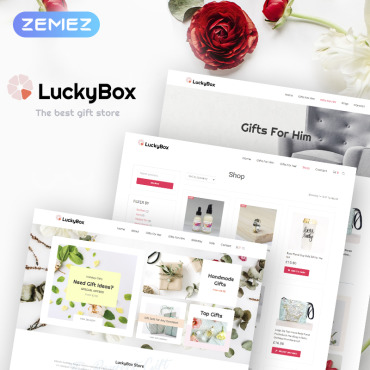 Template WooCommerce #73640