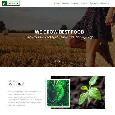 Website Template № 73669
