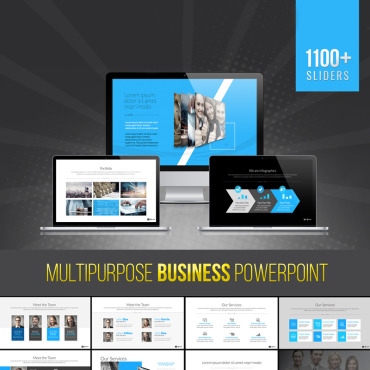 Website Template № 73702