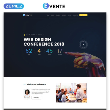 Website Template № 73725