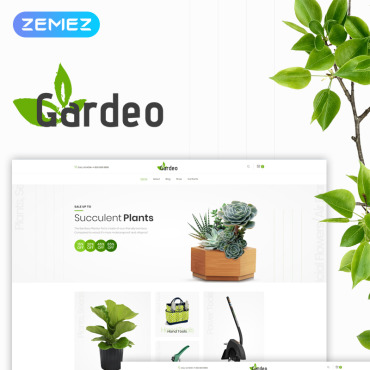 Website Template № 73727