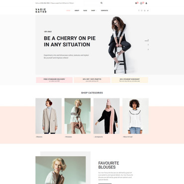 Template MotoCMS Ecommerce Templates #73783