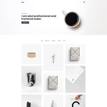 HTML/CSS Template #73828