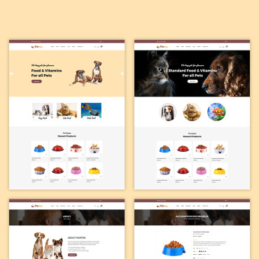 Website Template № 73829