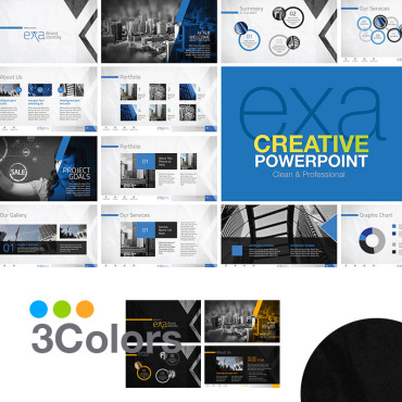 Website Template № 73854