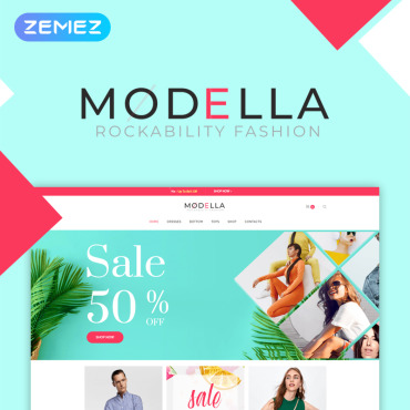 Template WooCommerce #73882