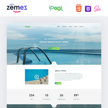 Website Template № 73885