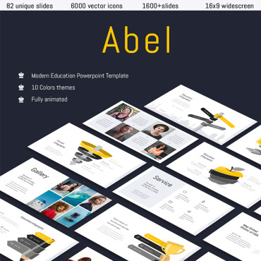 Website Template № 73897