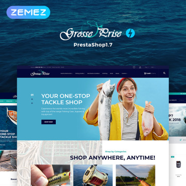 Website Template № 73967