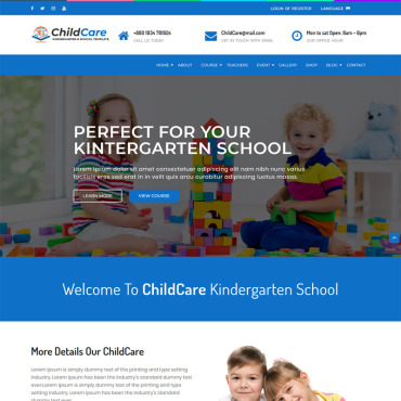 Website Template № 73989