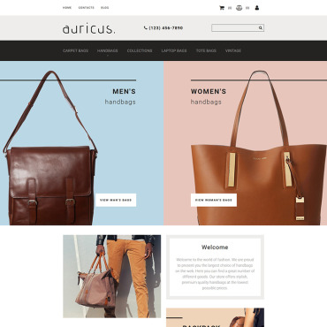 Template MotoCMS Ecommerce Templates #74182