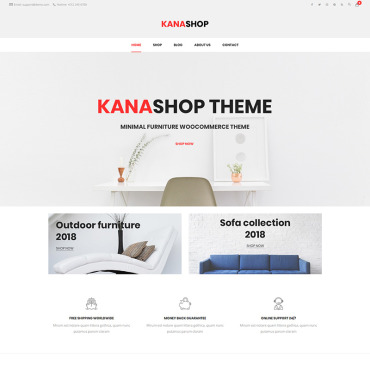 WooCommerce Template #74187