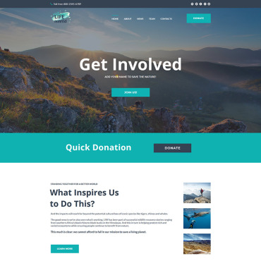 Website Template № 74252