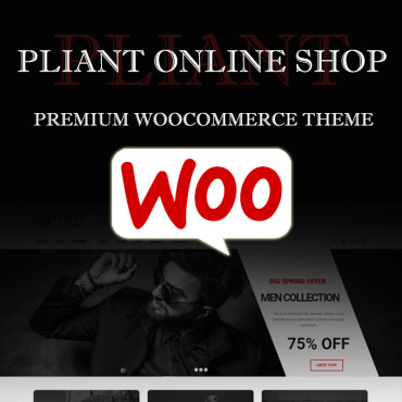 WooCommerce Template #74333