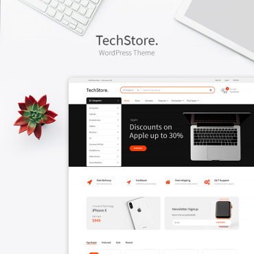 WooCommerce Template #74336