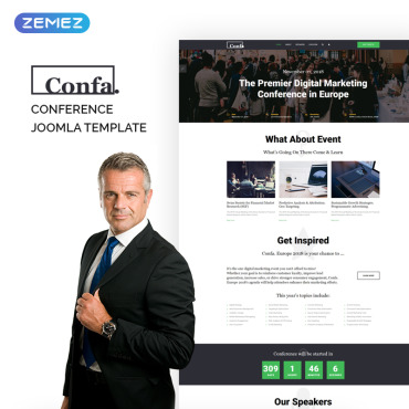 Website Template № 74338