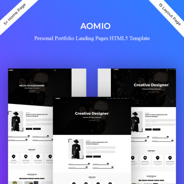 Website Template № 74368