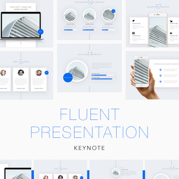 Template  Keynote Templates #74371