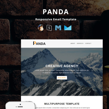 Website Template № 74382