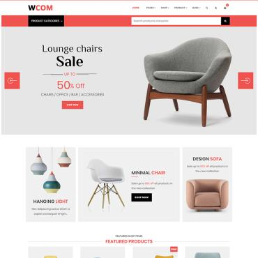 Template WooCommerce #74413