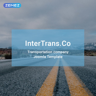 Template Transport Joomla #74418