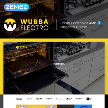 Website Template № 74451