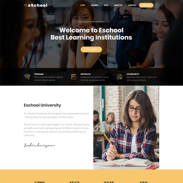 Website Template № 74533