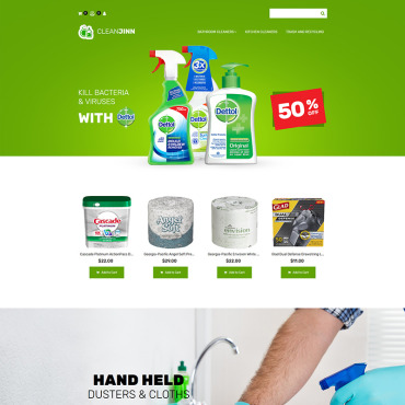 Website Template № 74597