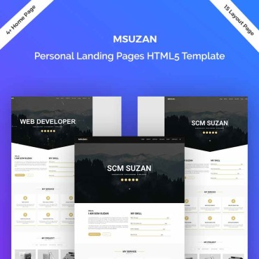 Website Template № 74774