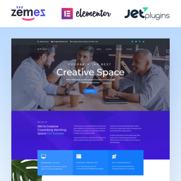 Website Template № 74789