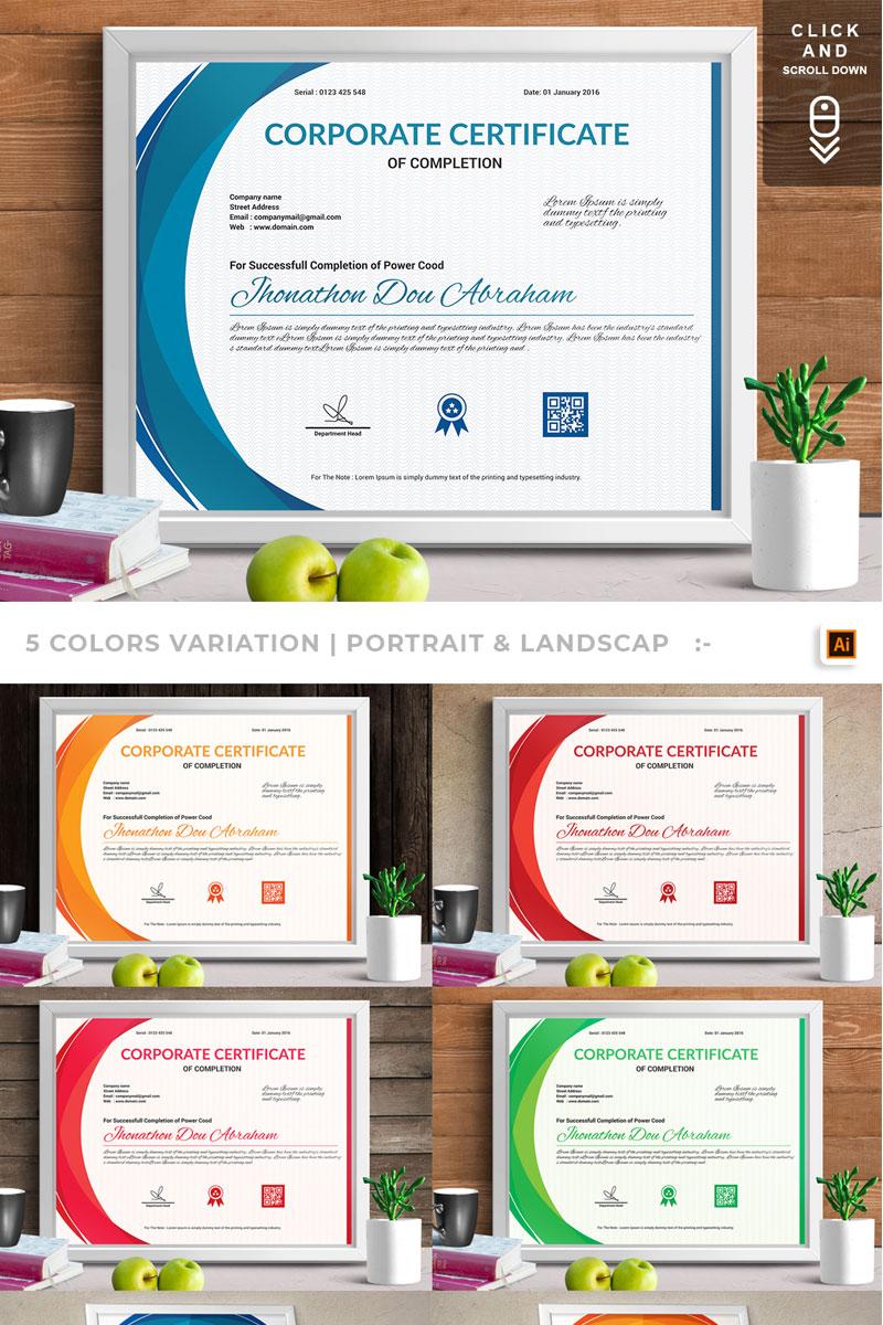 Certificate Templates