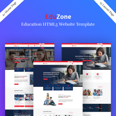 Website Template № 75284