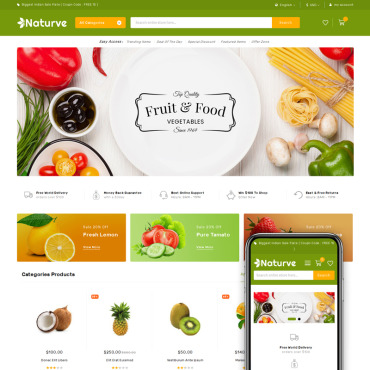 Website Template № 75592