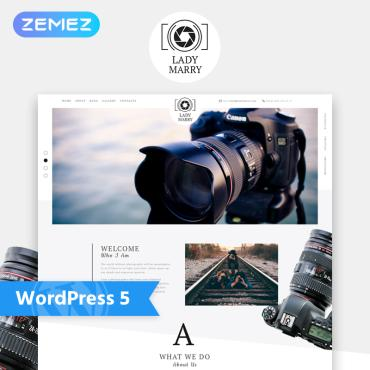 WordPress Template #75677