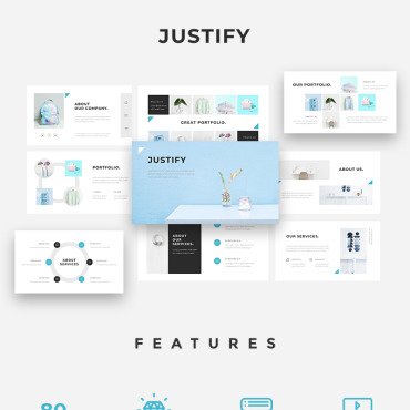 PowerPoint Template #75694