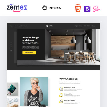 Website Template № 75772